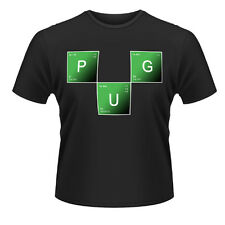 Plan 9 Pug Elements T-Shirt Unisex Size Taille XL PHM