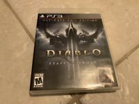 Diablo III Reaper of Souls: Ultimate Evil Edition For PlayStation 3 PS3