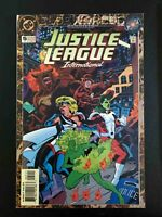Justice League #22A Reis Variant VF 2013 Stock Image