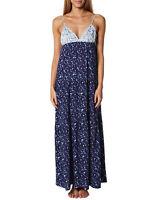 Rip Curl ITSY DITSY MAXI DRESS Womens Long Dress - Dark Denim Rrp $89.99