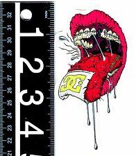 DC SHOES STICKER DC Shoe Co Decal/Sticker Skateboard Snowboard Moto Sticker