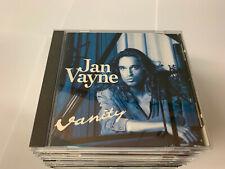 JAN VAYNE Vanity 1994 CD EMI HOLLAND PIANO 724383119028 MINT/EX [B27]