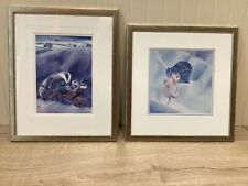 STUNNING WIND IN THE WILLOWS CHILDS BEDROOM PICTURES FRAMED PRINTS SIGNED