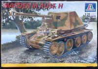 Italeri/Italaerei 1/35 kit #210 Marder III Ausf.H 7.5cm PaK 40 SPG;free Aust.P&H