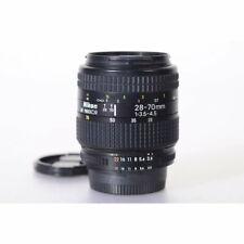 Nikon AF 3,5-4,5/28-70 D Standard Zoomobjektiv - Nikkor 28-70mm 1:3.5-4.5 Zoom