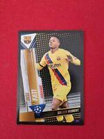 Ansu Fati card Topps Match Attax 101  Golden Moment S33 Rookie Barcelona