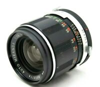 Auto Miranda 1:2.8 28mm Lens *As Is* #BZ02e