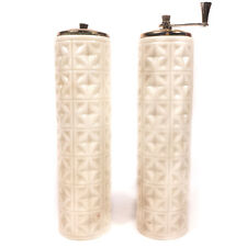 Set da 2 Lenox Mayfair SALE & pepe alto MULINO SHAKER