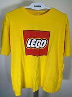 Lego Promo T Shirt Size Large Rare