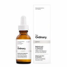The Ordinary Retinol 0.5% in Squalane Serum - Water Free - Full size (30ml) NIB