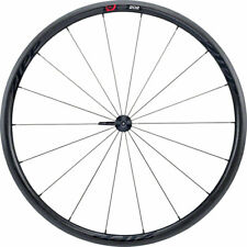 Zipp 202 Firecrest Carbon Clincher Front Wheel 700c 18 Spokes 77 V3 Black