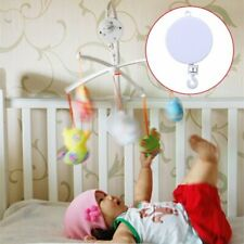 Rotary Baby Crib Mobile Bed Bell Toy Holder Hanging Melodies Song Music Box