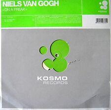 """Niels van Gogh On a freak (2002) [Maxi 12""""]"""