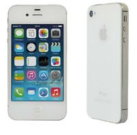 Apple iPhone 4 8GB WiFi Verizon Page Plus Smartphone White