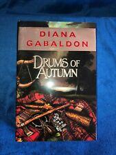 Drums of Autumn by Diana Gabaldon HC/DJ Outlander 1st/1st