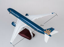 Plane Toy Model A350 W/LED 1/142 Vietnam Airlines Aircraft Collection Xmas Gift