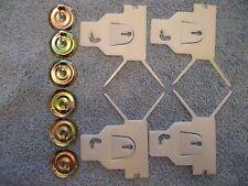 82 83 84 85 86 87 88 Olds Cutlass Rear Fender Lower Molding Clips - 10 Clips