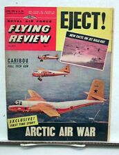 April 1962 ROYAL AIR FORCE FLYING REVIEW Magazine