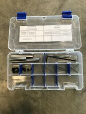 Snap Ring Groove Cutter Kit For Portable Line Boring 12 Mm Round Toolbits