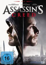 Assassin´s Creed - Michael Fassbender - DVD