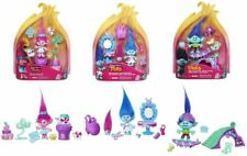 Trolls DreamWorks Poppy Maddy Branch Playset Accessories Figure Hair HASBRO NEW