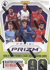 2020-21 PANINI PRIZM EPL ENGLISH PREMIER SOCCER CARDS SEALED 6 PACK BLASTER BOX