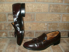 Allen Edmonds Grayson Tassel Loafer 11 B (Narrow)/ Cordovan/ USA-Excellent $650