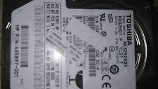 """Disque dur 2,5"""" Toshiba MK3252GSX HS 459 0%"""