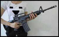"1:1 Lifesize M4A1 Colt Carbine Rifle Soldier Toy Paper Model Kit 757mm=30"""