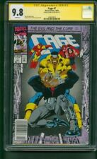 Luke Cage 7 CGC SS 9.8 Mike Colter Sign Turner 1992 Iron Man Diamondback TV Key