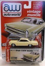 `66 Mercury Comet Caliente 1966 **RR*JL Auto World Vintage Muscle 1:64 OVP