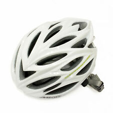 MEQIX Wind-1 Road Cycling Helmet 24 Air Vents White L/XL 58-62cm