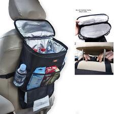 Multi-fonction sac de rangement suspendu organisateur refroidisseur isolé voyage siège arrière