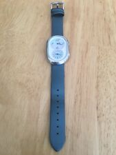 SALE!!! Authentic philip stein womens wristwatch with 3 extra authentic bands