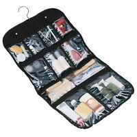 Travel Makeup Cosmetic Toiletry Cases Wash Organizer Storage Pouch Hanging Bag