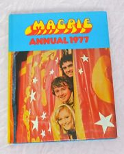 MAGPIE ANNUAL 1977 CLASSIC UK CHILDRENS TV SHOW - RARE VINTAGE UK HB BOOK