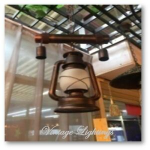 Lantern ceiling Pendant Vintage Retro Industrial Wall Light  Modern Chandelier