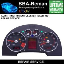 Audi Car and Truck Instrument Clusters