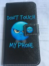 Don't Touch My Phone Wrap Over Case For Apple 6G 4.7 Screen