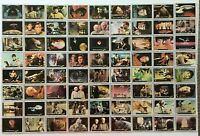 Star Trek 1976 Topps Vintage Trading Card Set 88 Cards with 22 Stickers