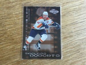 Upper Deck NHL - Timeless Moments card - Pavel Bure Florida Panthers PI1-2