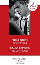 Keeping Secrets: Keeping Secrets / Runaway Temptation (Billionaires and Babies)