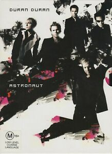 Duran Duran - Astronaut [Dualdisc] (2005) DVD + CD + Booklet - Region 3 Import