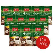 Melitta Gemahlener Röstkaffee, Filterkaffee, kräftig mit rundem Aroma, Stärke 4,