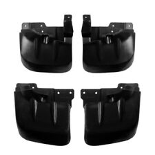 4 Front Rear Mud Flap Splash Guard Rubber for 2005-2014 Mitsubishi L200 Triton