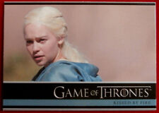 GAME OF THRONES - KISSED BY FIRE - Season 3, Card #15 - Rittenhouse 2014
