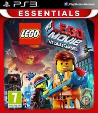 Lego Movie Videogame PlayStation 3 Ps3 UK