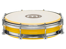 """Meinl floatune tamborim (patentado) 6"""" * amarillo * tbr06abs y * samba-tamborim"""