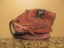 "Louisville Slugger TPS1400S 14"" Steerhide RHT Baseball Glove - EUC"