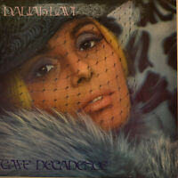 "Daliah Lavi - Cafe Decadence 12 "" LP (T 924)"